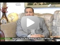 Interview with Dr. Emad Eddien Hussein by Personality of Egypt program on Nile TV - part 1
