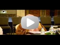 مقتطفات من كلمة معالي الشيخ الدكتور عبد الرحمن السديس في ختام برنامج تدريبي لنا في مكة المكرمة - الخميس - 16 أبريل 2015