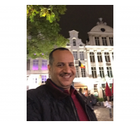 In the center of the Belgian capital (Brussels) after the close of EFQM Annual Forum - Brussels (23rd October 2015)