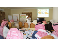 During the L4E program provided to the General Secretariat of Gulf Cooperation Council (Group 6) - Riyadh  (16th-17th December 2015)