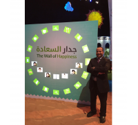 During our participation in the events of Dubai Forum for Government's Best Practices under the title of