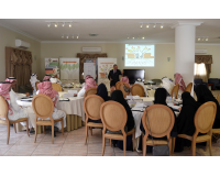 Active participation by the trainees of the General Secretariat of Gulf Cooperation Council (Group 5) during the L4E program - Riyadh  (14th December 2015)