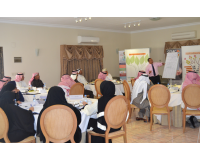 During the L4E program provided to the General Secretariat of Gulf Cooperation Council (Group 5) - Riyadh  (14th December 2015)